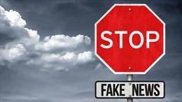 Séc phong tỏa quảng cáo đối với các trang web tung tin giả