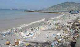 Nỗ lực giảm thiểu rác thải nhựa trên biển - Bài 1: 'Ô nhiễm trắng' đang hiện hữu