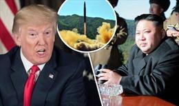 Căng thẳng Mỹ-Triều Tiên và phép thử mang tên 'cá cược tấn công Guam'