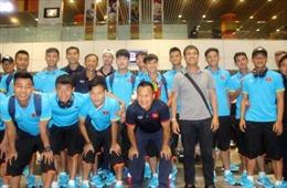 U22 Việt Nam chính thức bước vào chiến dịch săn 'vàng' tại SEA Games