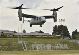 Lực lượng Lính thủy đánh bộ Mỹ tạm dừng các chuyến bay sau tai nạn ở Australia