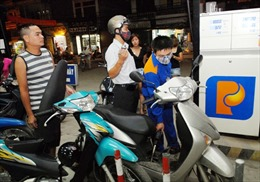 Mua xăng dầu thời cách mạng 4.0: Không lo hết xăng và hết tiền