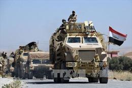 Tiêu diệt hàng chục tay súng IS tại biên giới Iraq - Syria