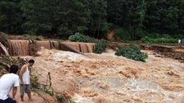Nhiều xã miền núi tỉnh Quảng Ninh bị cô lập, chia cắt do lũ quét