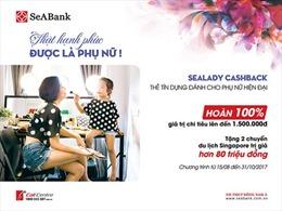 SeABank ra mắt thẻ tín dụng dành riêng cho phụ nữ