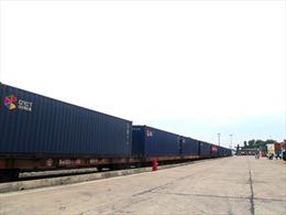 Chạy thử nghiệm tàu container Quảng Châu – Yên Viên