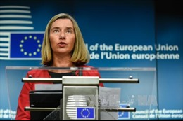 EU hối thúc cách tiếp cận phi quân sự đối với hồ sơ Triều Tiên