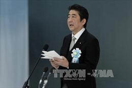 Nhật Bản cam kết vì hòa bình và thịnh vượng của thế giới