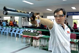SEA Games 29: Bắn súng Việt Nam quyết giành 3 Huy chương Vàng