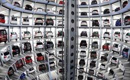 Đỗ xe 'thông minh' giúp tiết kiệm 60% diện tích
