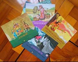Tủ sách cổ tích Việt Nam song ngữ