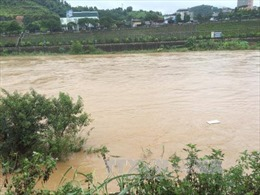 Cảnh báo lũ trên các sông và sạt lở đất ở vùng núi phía Bắc