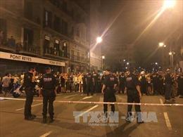 Tây Ban Nha bắt nghi phạm thứ tư vụ lao xe tải làm 14 người chết