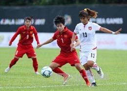 Bí quyết chiến thắng trước Myanmar của đội tuyển nữ Việt Nam