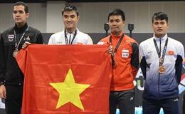 SEA Games 29: Vũ Thành An khẳng định đẳng cấp khu vực của kiếm chém Việt Nam