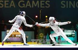 Việt Nam có thêm HCĐ ở môn karate và đấu kiếm