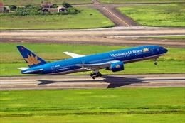 Vietnam Airrlines dừng bay 5 chuyến, lùi 4 chuyến do ảnh hưởng của bão Hato