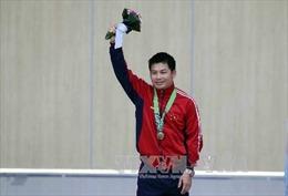 Bắn súng Việt Nam có HCV đầu tiên, phá kỷ lục SEA Games