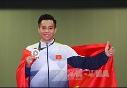 SEA Games 29: Cú đúp huy chương vàng của Lê Thanh Tùng