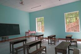 Xây dựng mái trường cho trẻ em tại Quảng Nam