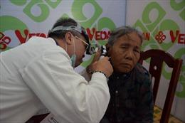 Vedan Việt Nam tổ chức khám, phát thuốc cho người dân nghèo
