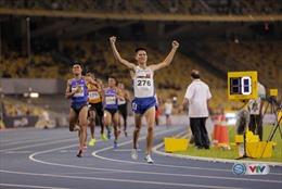 SEA Games 29: Việt Nam thống trị đường chạy 1.500m