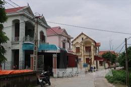 Hải Dương: Huyện Nam Sách đạt chuẩn nông thôn mới