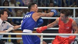 Không tin trọng tài SEA Games, võ sĩ Philippines vội hạ gục đối thủ trong 21 giây