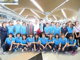 Vietnam Airlines tặng hơn 500 thẻ Bông Sen Vàng cho đoàn thể thao SEA Games 29