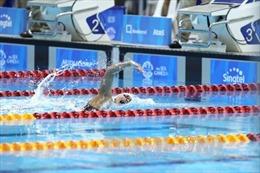 SEA Games 29: 'Viên đạn bạc' Ánh Viên tỏa sáng giành 2 HCV trong 30 phút