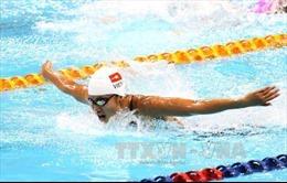 SEA Games 29: Xuân Vinh và Ánh Viên cùng hụt 'mục tiêu Vàng'