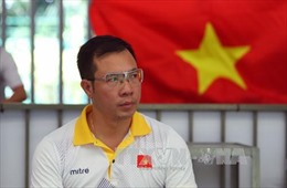 SEA Games 29: Hoàng Xuân Vinh thất bại do thay đổi luật?