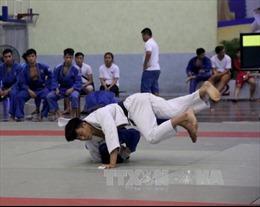 SEA Games 29: Judo Việt Nam có những tấm huy chương đầu tiên