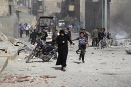 Liệu có khả năng Saudi Arabia và Israel can thiệp nội chiến Syria?