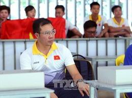 SEA Games 29: Xạ thủ Hoàng Xuân Vinh nói về thất bại tại SEA Games