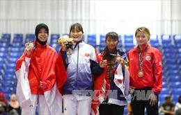 SEA Games 29: Taekwondo Việt Nam được vàng rồi lại mất vàng