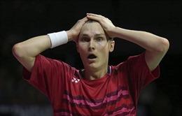 Tay vợt trẻ 23 tuổi phá thế thống trị thế giới sau 11 năm của cầu lông Trung Quốc