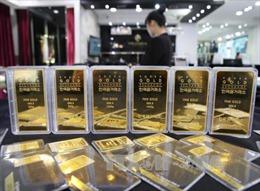 Giá vàng tăng lên mức cao nhất trong một tuần