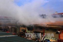 Vụ cháy tại Cảng Hà Nội: Cần tổng kiểm tra, rà soát các kho thuộc cảng