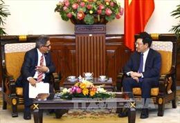 Đoàn Bộ Ngoại giao El Salvador thăm Việt Nam