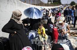 Thổ Nhĩ Kỳ mở cửa khẩu cho người tị nạn Syria về nước tham dự lễ Eid al-Adha