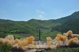 Nhật Bản quyết định không bắn hạ tên lửa Triều Tiên