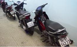 Bắt hai đối tượng giả 'tình nhân' trộm cắp hàng loạt xe máy liên tỉnh