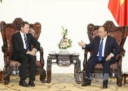 Thủ tướng Nguyễn Xuân Phúc tiếp lãnh đạo Tập đoàn ExxonMobil, Hoa Kỳ