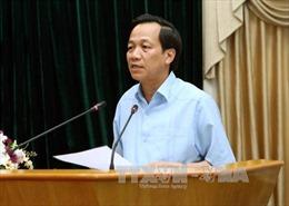 Yêu cầu khẩn trương hoàn thiện hồ sơ công nhận liệt sỹ Nguyễn Văn Hồng