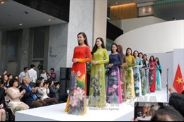 Khán giả Seoul say đắm trước tà áo dài truyền thống Việt Nam