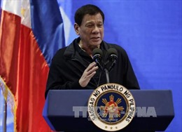 Tổng thống Philippines cho phép oanh kích phiến quân ở Marawi