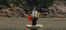 Hàn Quốc khoe tên lửa có thể phản công Triều Tiên