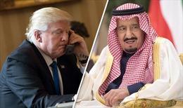 Tổng thống Mỹ kêu gọi chấm dứt căng thẳng ngoại giao vùng Vịnh