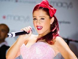 Bác bỏ thông tin ca sỹ Ariana Grande hủy diễn do bị tước giấy phép